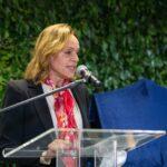 Embaixadora do Líbano no Brasil, Carla Jazzar, prestigiou a inauguração do Consulado Honorário do Líbano em Campinas-SP