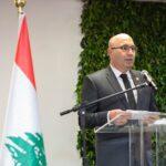 Prefeito de Campinas, Dário Saadi, fala ao público no evento de inauguração do Consulado Honorário do Líbano em Campinas