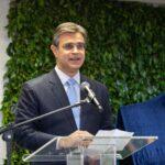 Vice-governador do Estado de São Paulo Rodrigo Garcia foi uma das autoridades que fez o uso da palavra na inauguração do Consulado Honorário do Líbano em Campinas